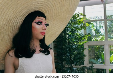 Dragqueen's Make-up style
