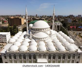 Makhachkala central mosque, Dagestan, Russia