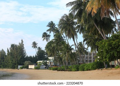 Makham bay view point, Phuket, Thailand.