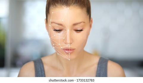 Making Beauty, modifying  face to make it closer to the Golden Mask