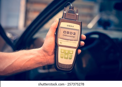 Making car diagnostics using obd device. OBD is On Board Diagnostics, an electronics self diagnostic system, typically used in automotive applications