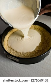 Making Classical New York Cheesecake