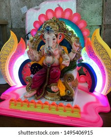 The Making of Clay Ganesh Murti in Odisha