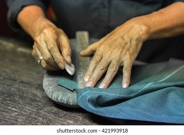 making clothes