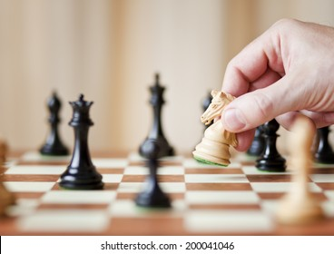 making decision, chess