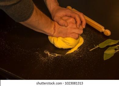 Making fresh pasta