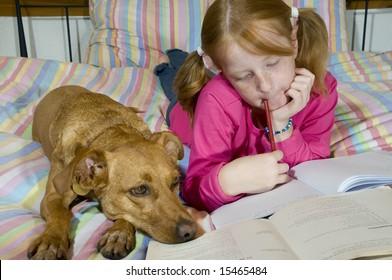 Making homework together