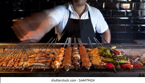 Making Kebab