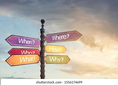 Making our decisions with the help of right questions, Metamorphing