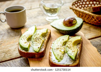 making sandwiches with avocado healthy organic food