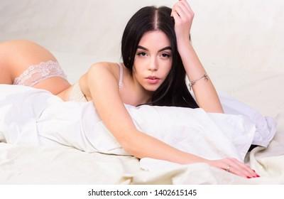 Making sleepwear look sexy. sleepwear female fashion. sleepwear for real woman. sexy woman in sleepwear. girl in bed. relax and sleep. bedroom. So passionate.
