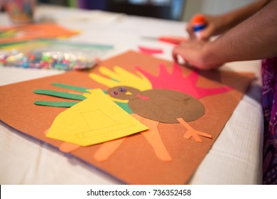 Thanksgiving Crafts Images Stock Photos Vectors Shutterstock