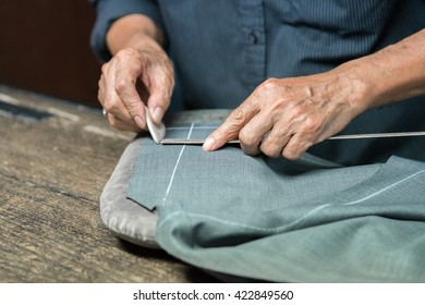 making trousers