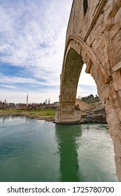 Malabadi Bridge in southeastern Turkey