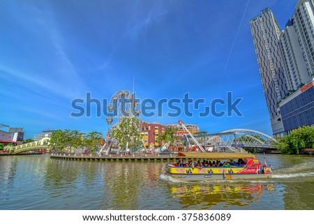3cb4c2d46139 MALACCA MALAYSIA JAN 31 2016 Cruise Stock Photo (Edit Now) 375836089 -  Shutterstock