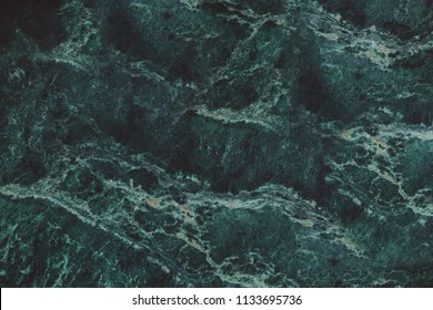 Malachite green marble texture, detailed structure of natural marble background