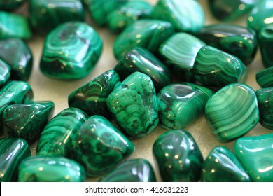 malachite mineral texture as nice natural background