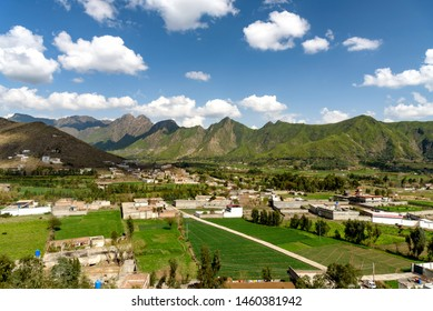 Malakand is surrounded by mountains in the north west of Pakistan