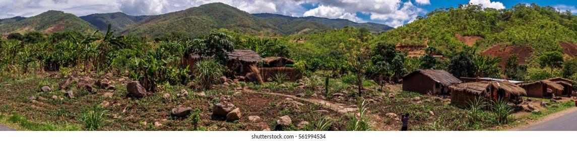 Malawi - Africa Village