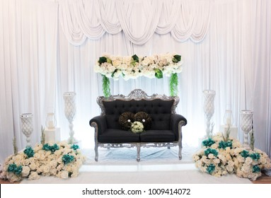 malay bridal minimalis