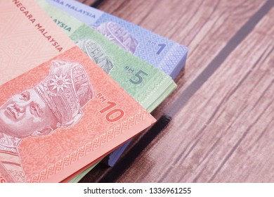 Malaysia Currency (MYR) : Ringgit Malaysia bank note