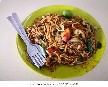 Malaysia food - mee goreng