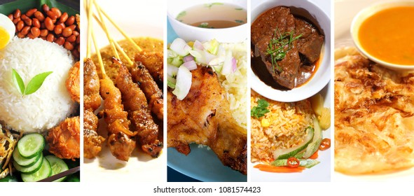 Malaysia food is one of the most unique cuisines in the world with many cultural influences.