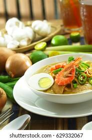 Malaysia food-Mee rebus