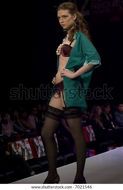Malaysia International Fashion Week 2007 - The Triumph Show