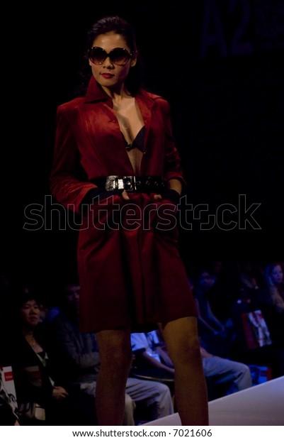 Malaysia International Fashion Week 2007 - The Triumph Show