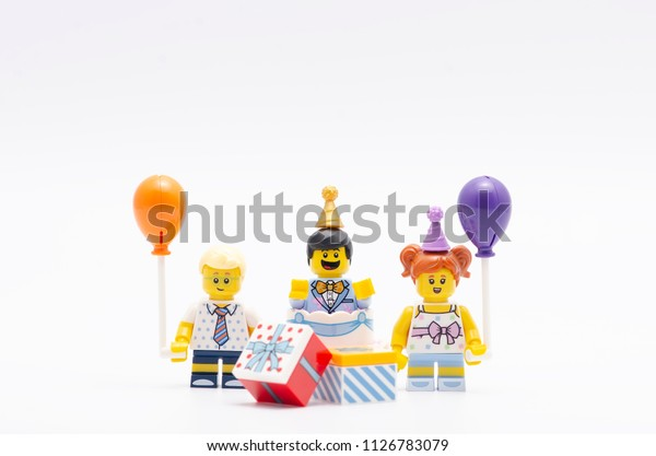 Malaysia Jul 01 2018 Lego Minifigure Stock Photo (Edit Now) 1126783079