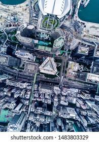 Malaysia Kuala Lumpur City Scenery Aerial Photography