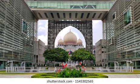 Malaysia, Kualalumpur, Putrajaya