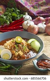Malaysia traditional food - (see siam)
