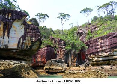 Malaysian borneo Bako National Park