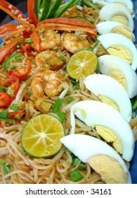 Malaysian Food: Mee Siam
