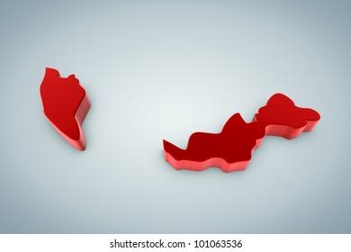 Malaysian Map