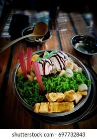 Malaysian Variation Traditional Dessert