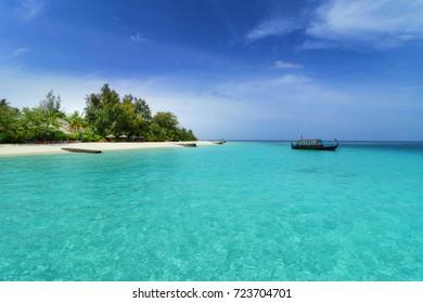 Maldives paradise in Ari atoll