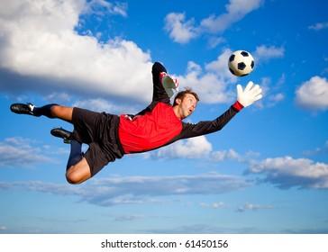 Male football