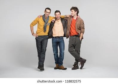 Male friends