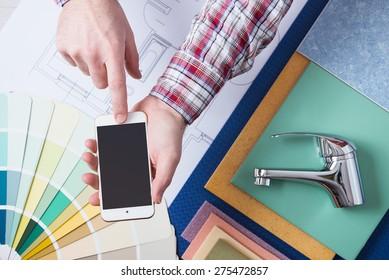 Plumber App Images, Stock Photos & Vectors | Shutterstock