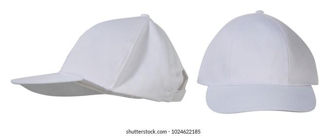 Male headdress. cap. white. set. For your design.