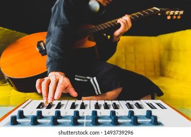Songwriter Images, Stock Photos & Vectors   Shutterstock