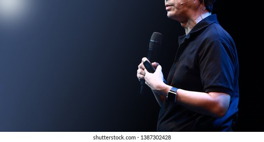 Motivational Speaking Stock Photos, Images & Photography