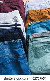 Male summer shorts
