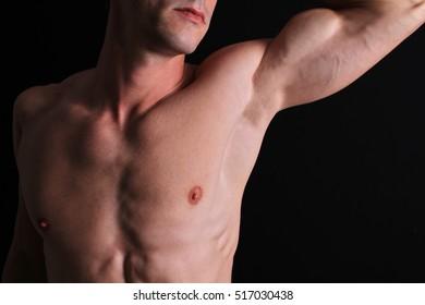 fetish Male waxing