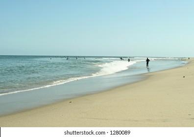 malibu beach line