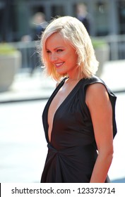 Malin Akerman at the 2012 Primetime Creative Emmy Awards at the Nokia Theatre, LA Live. September 15, 2012  Los Angeles, CA Picture: Paul Smith