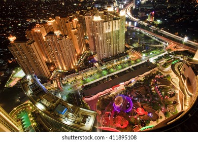 Mall Central Park Location Jakarta Indonesia
